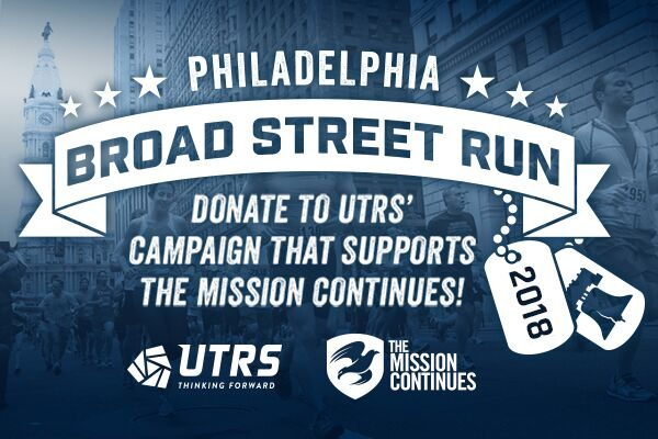 Team UTRS Broad Street Run