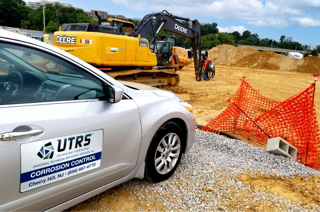 UTRS Corrosion Control
